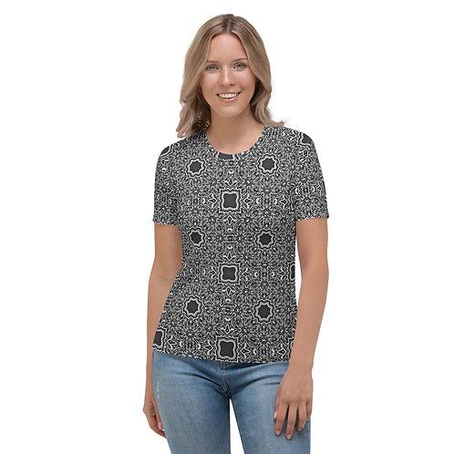 1 Oddflower Tile 2021 Women's T-shirt