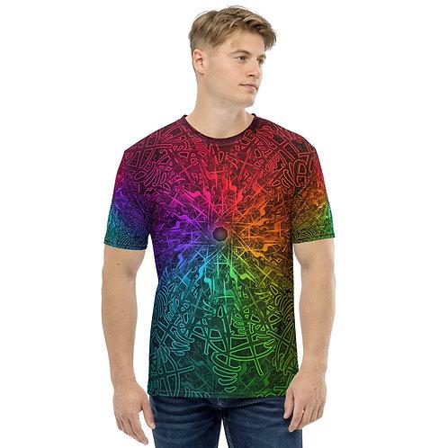20R21 OddSpectrum Colorwild Men's T-shirt