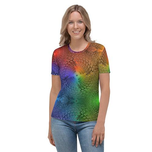 11R21 OddSpectrum Colorwild Women's T-shirt