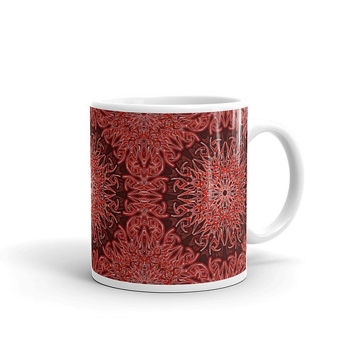 9V21 Spectrum Red Mug