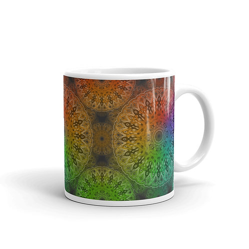 4C21 Spectrum Gray Mug