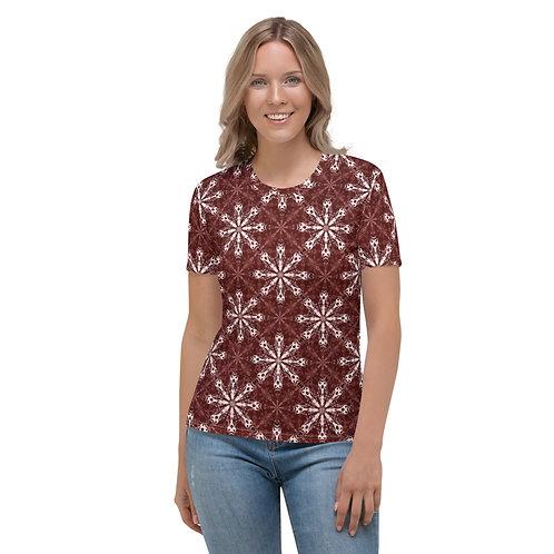 1X17 2021 2Red Women's T-shirt