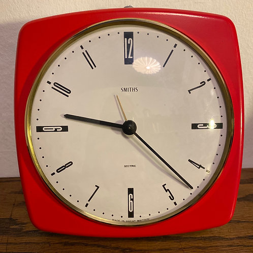 Vintage Smiths Electric Clock