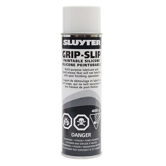 Grip-slip silicone peinturable