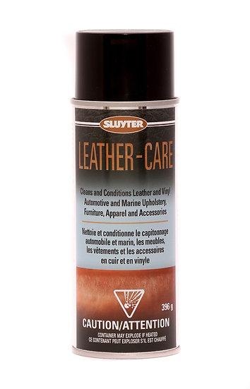 Nettoyant et conditionneur pour cuir