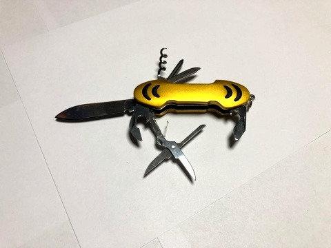 нож перочинный № 5
