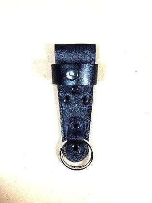 держатель для ПР кожаный (кольцо)