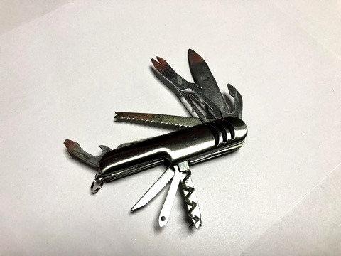 нож перочинный №1