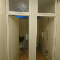 The female toilets