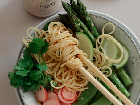 One-Bowl Sweet & Salty Noodles