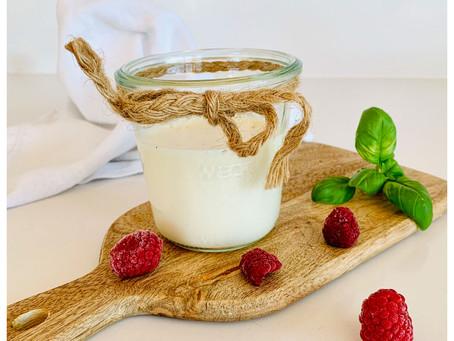 Yoghurt au four