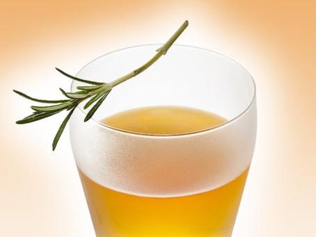 Maple- Citrus Vodka with Rosemary