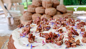 Maple Pecan Cake