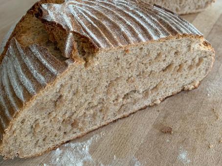 Sourdough Maple Bread