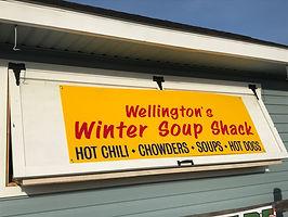 Wellingtons Soup Shack