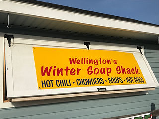 Wellingtons Soup Shack