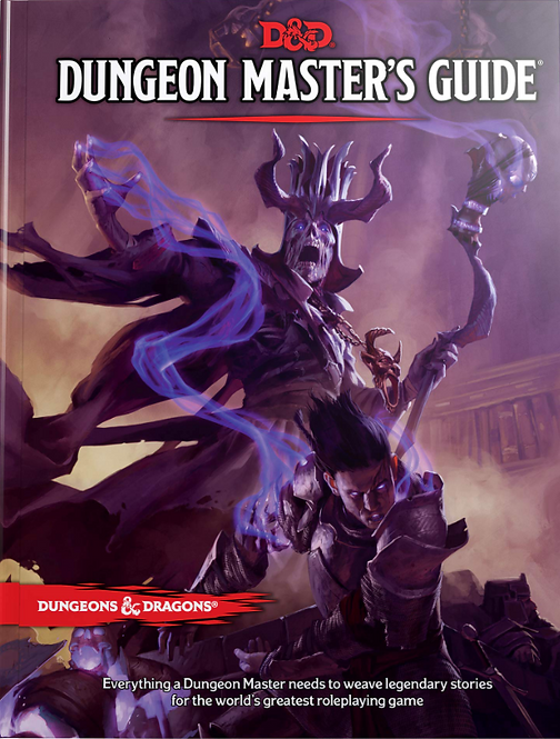 Dungeon Master's Guide (EN)