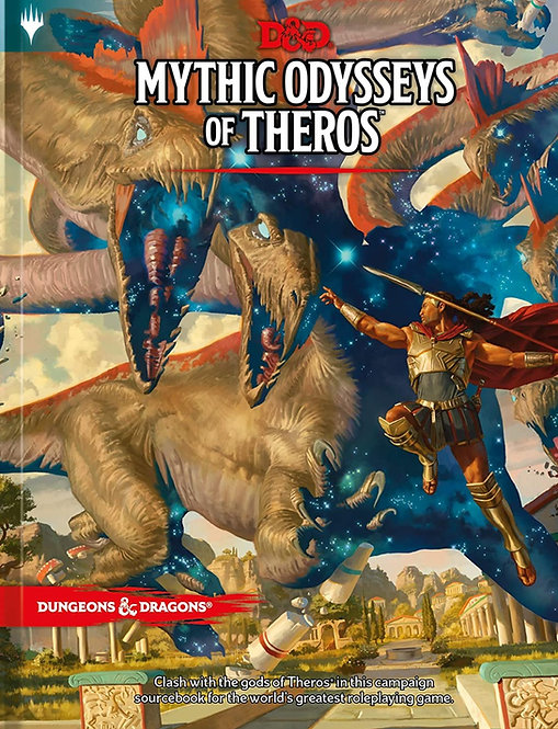 Mythic Odyssey's of Theros (EN)