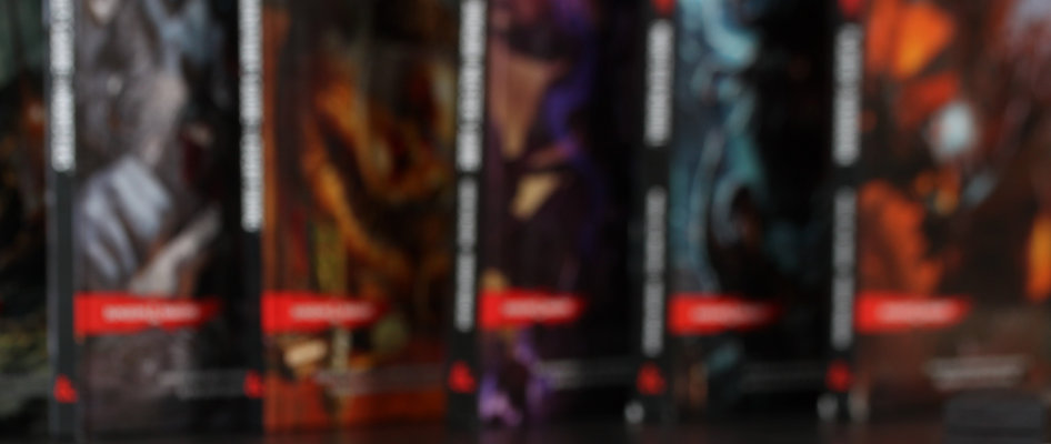 Livres officiels pour Donjons et Dragons