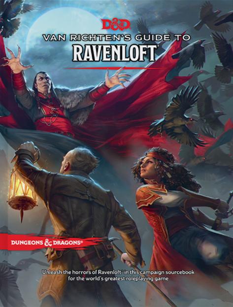 Van Richten's Guide to Ravenloft (EN)