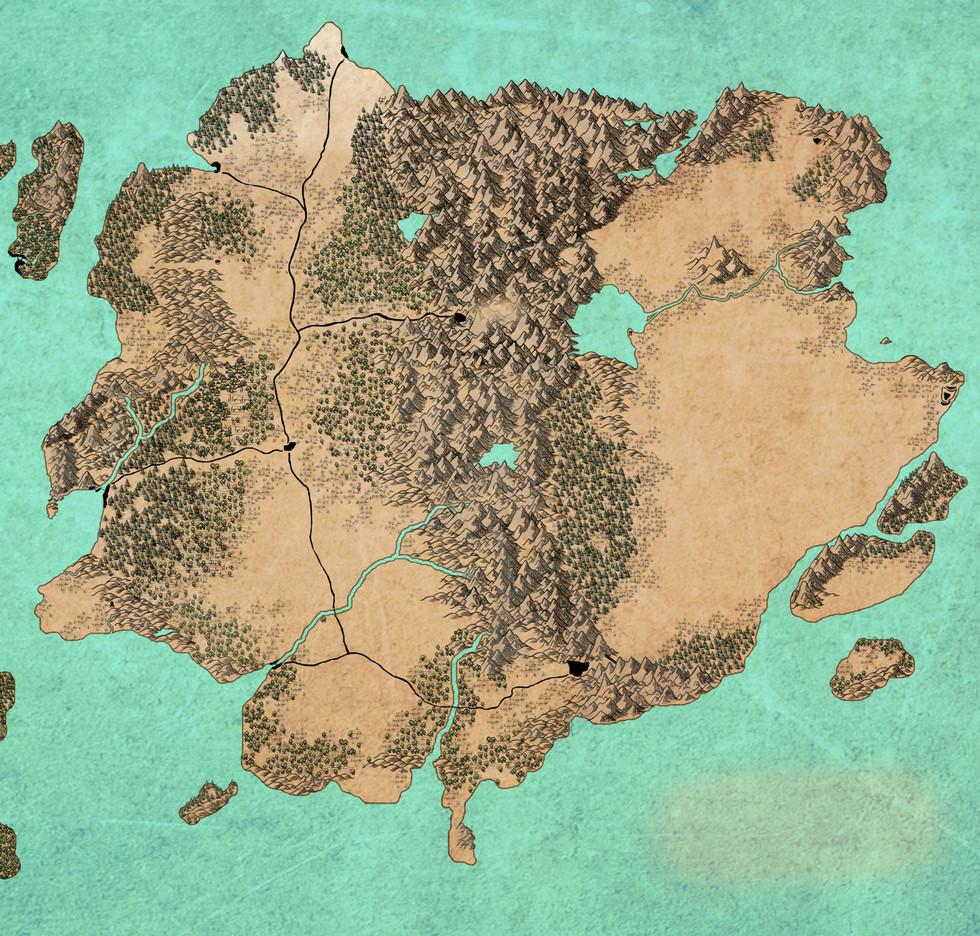 Carte d'Elduïn