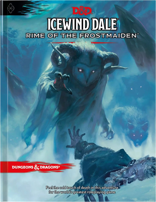Icewind Dale: Rime of the frostmaiden (EN)