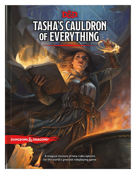 Tasha's Cauldron of Everything