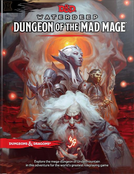 Waterdeep : Dungeon of the mad mage (EN)