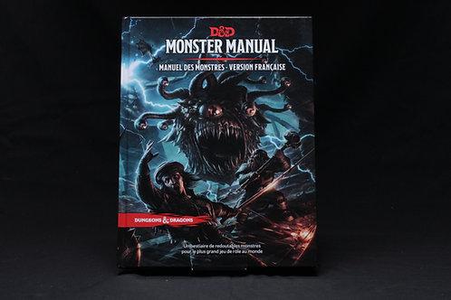 Manuel des monstres (FR)