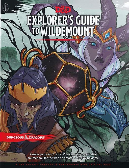 Explorer's Guide To Wildemount (EN)