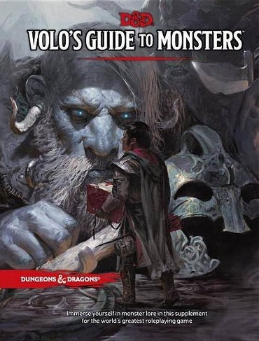 Volo's Guide to Monsters (EN)