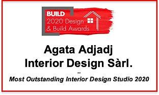Agata Adjadj - in the press - BUILD 2020