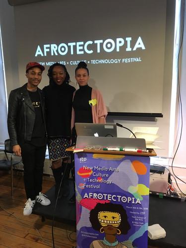 BlackSpace at Afrotechtopia
