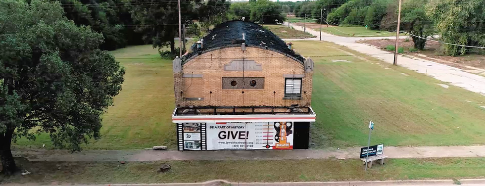 Oklahoma's Jewel Theater
