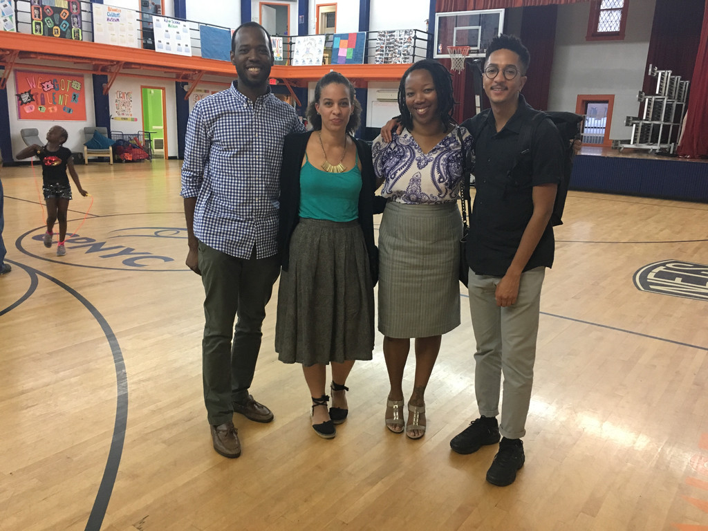 BedStuy Places Mentors