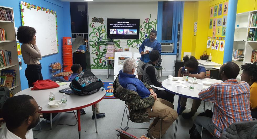 BedStuy Places Workshop 1