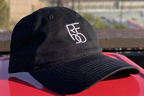 RFDO Dad Hat (Black)