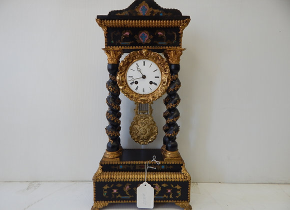 French Emperor Mantle Clock