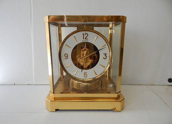Atmos Clock Round Dial
