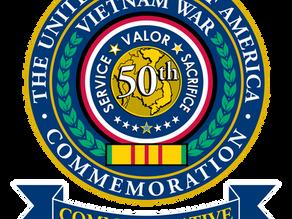 Vietnam Commemoration Pinning Ceremony For Marine Kenneth Harrigan.