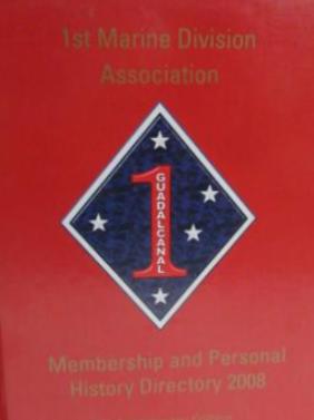 1St Marine Division Association 2008.png