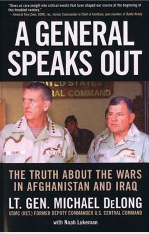 A General Speaks Out by _Lt Gen Michae