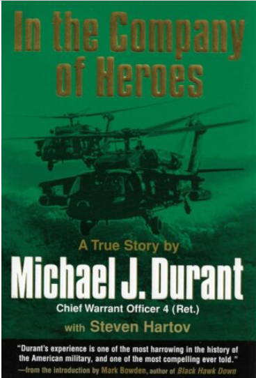 In The Company Of Heroes by Michael J Du