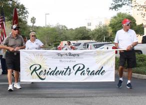 Marines, Lead Heritage Parade with Pride.