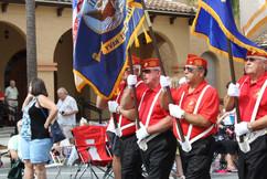 Parades...