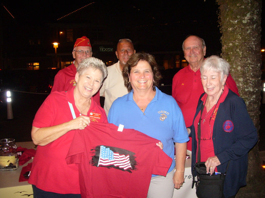 MCLA The Villages Red Shirt Sales