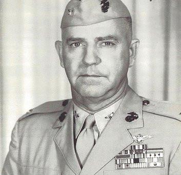 Phillip C. DeLong, Col. USMC