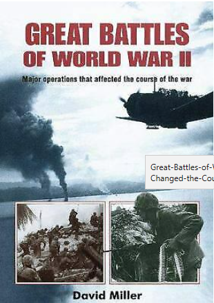 Great Battles Of World War 2 by David Mi