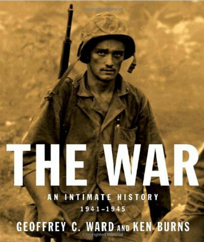 The War An Intimate History 1941-1945 by