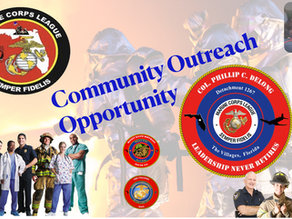 Community Outreach Opportunity